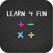 Learn 4 Fun - Math Exercises