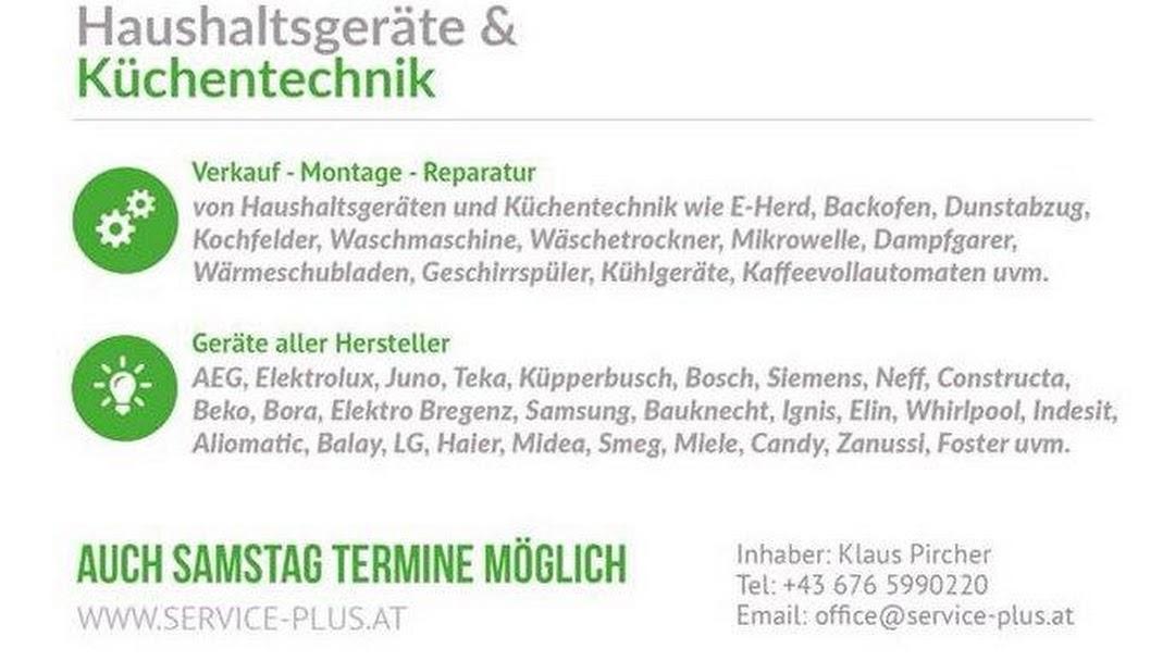 Service Plus E U Haushaltsgerate Kuchentechnik Verkauf