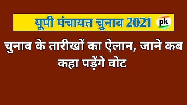 सिद्धार्थनगर में इस तारीख को होगा मतदान, जाने कब कहा पड़ेंगे वोट