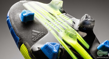 Nitrocharge boots cleats sole