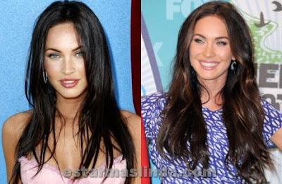 looks de megan fox