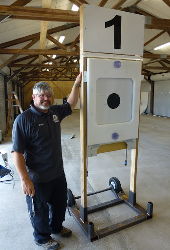 Electronic Targets at Perry PIstol%2Btarget