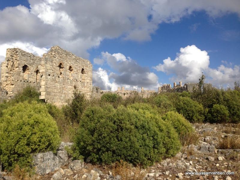 sillyon antik kenti