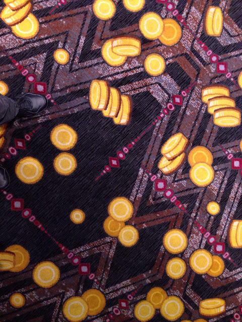 The D Casino Carpet