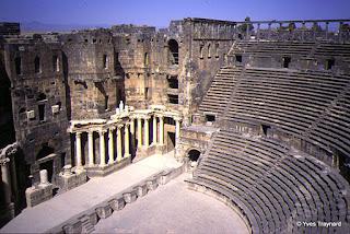 Théâtres antiques