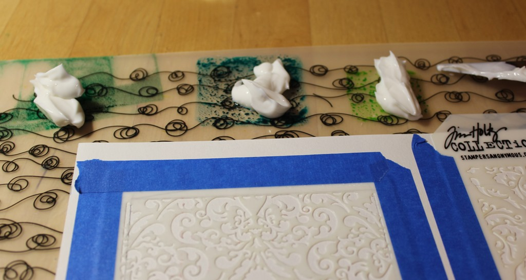 [Embossing+Paste+Perfect+Pearls+Distress+Ink+Tim+Holtz+Stencil+Stampin+Up+Love+you+Lots+Frog+Card+06%5B2%5D]