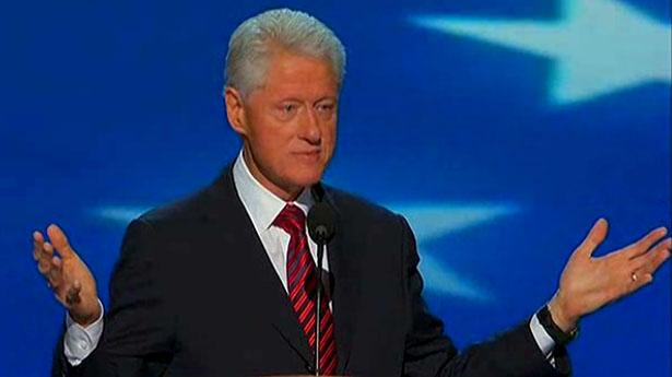 Trump says Bill Clinton is 'fair game'