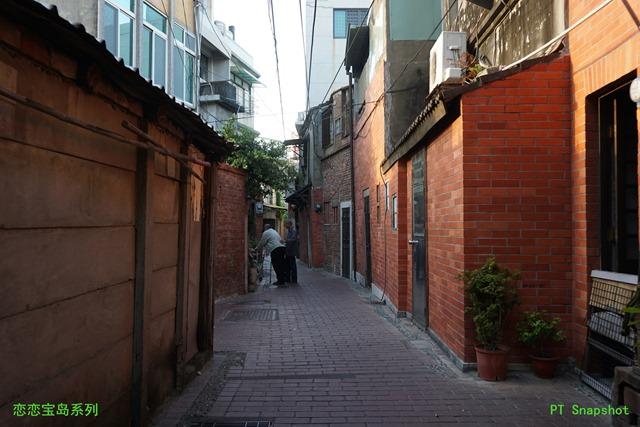 后车巷都是红砖屋