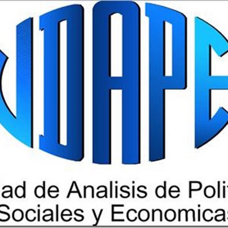 Udape: Unidad de Análisis de Políticas Sociales y Económicas (Bolivia)