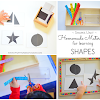 Our Homemade Shapes Materials