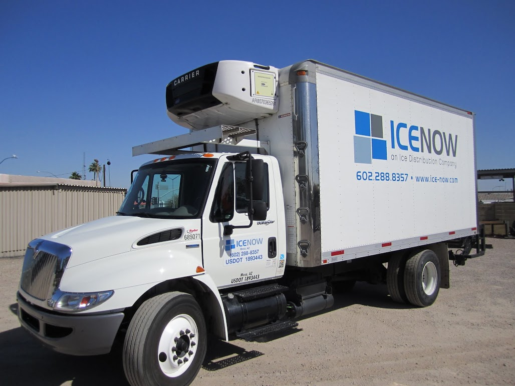 Construction Ice Services Arizona