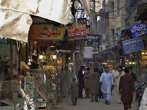 Qissa Khawani Bazaar in Peshawar