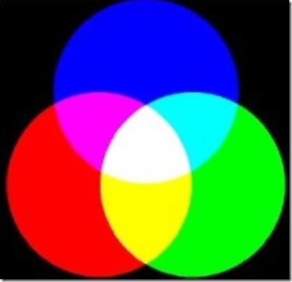 los colores y las mujeres