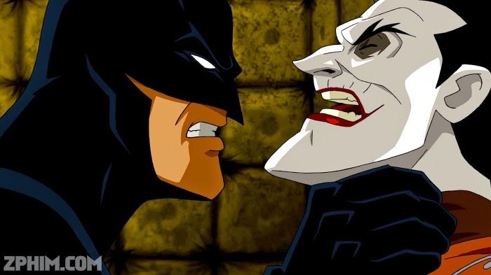 Ảnh trong phim Người Dơi: Đối Đầu Với Mặt Nạ Đỏ - Batman: Under the Red Hood 1