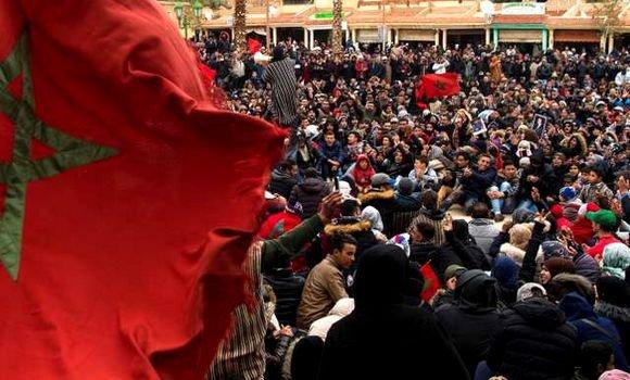 Maroc: l'AMDH s'indigne du silence du gouvernement quant aux revendications des habitants de Jerada