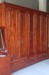 Tủ quần áo gỗ MS-185