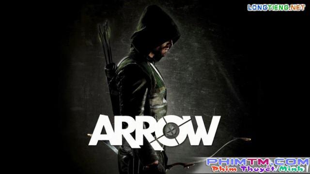 Xem Phim Mũi Tên Xanh Phần 5 - Arrow Season 5 - phimtm.com - Ảnh 1