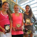 GU 15: Finalist - Madeleine Chai (Norwell, MA); Champion - Lindsay Stanley (Summit, NJ); 3rd - Alexis Lazor (Westwood, MA)