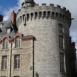 Château de Rambouillet : tour François Ier