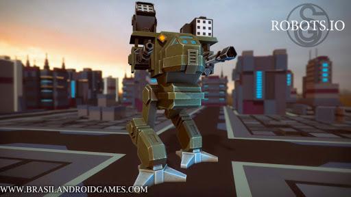 Robots.io Imagem do Jogo