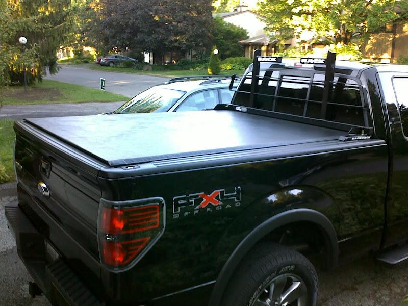 Back Racks For Ford F150