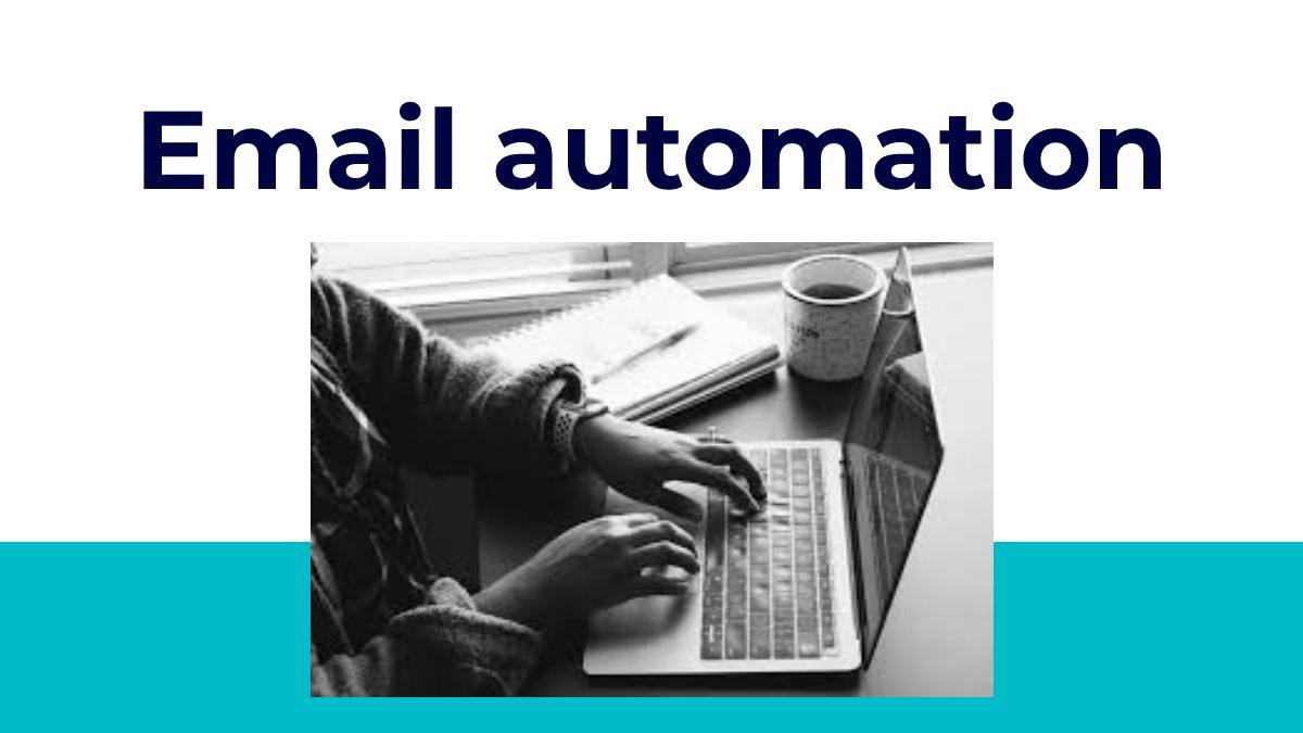 email automation que es