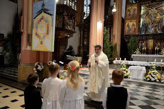Photo: 1. Sv. přijímání - 7.6.2015 u Sv. Mořice v Olomouci