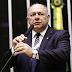 Senadores fazem um minuto de silêncio pela morte do deputado Schiavinato