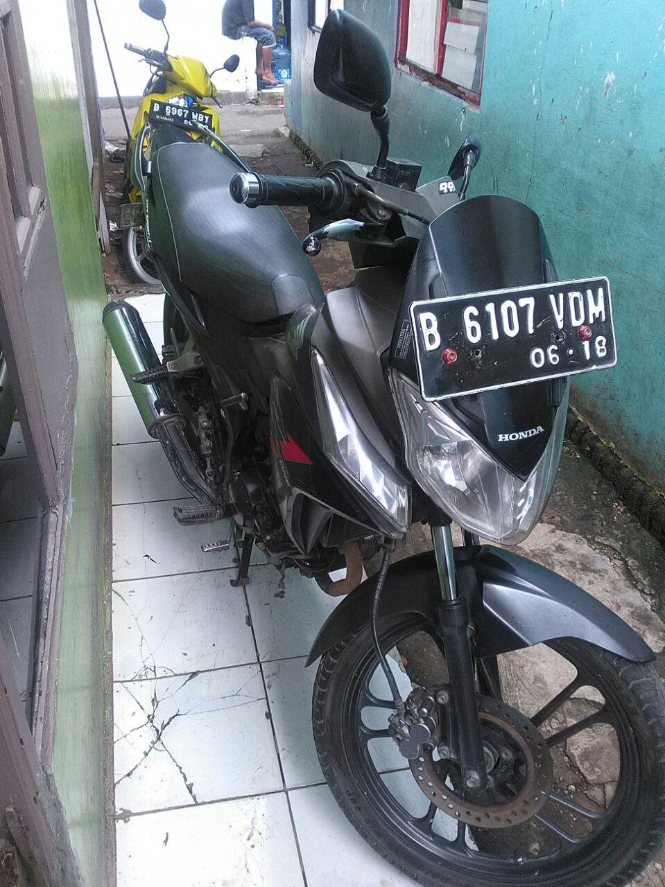 Jual Beli Motor Bekas Yamaha Fino 125 Grande Otr Jabodetabek Banten Biru Cod Sekitaran Buaran Plaza Jakarta Timur