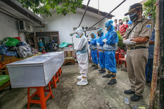 Kasus Positif Terus Meningkat, PPKM Darurat Berpotensi Diperpanjang