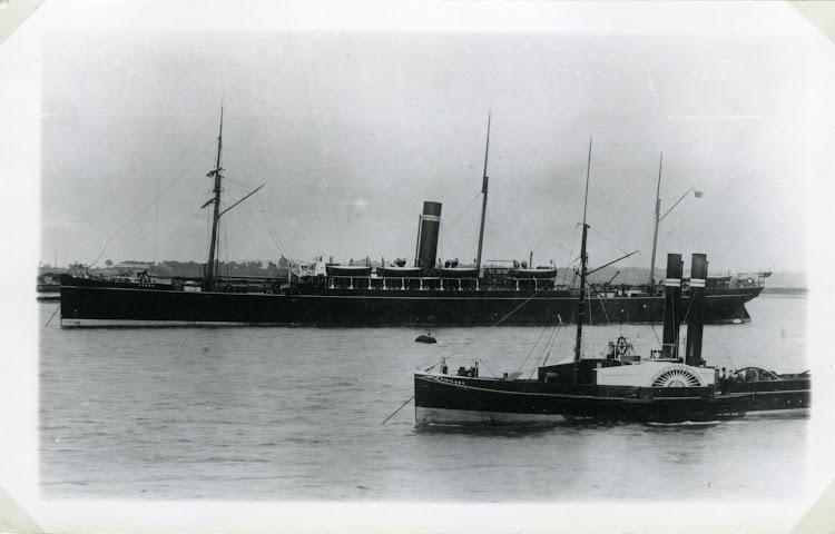 El AVOCA en sus origenes. Nautical Photo Agency. Dogital Museum.se.jpg
