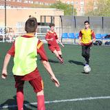 Reportaje Infantil C, campeón (A. Posilio)