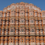 Jaipur : Hawa Mahal