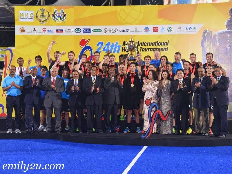 Sultan Azlan Shah Cup field hockey Ipoh
