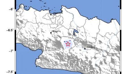 5 Detik Mencekam di Cianjur, Warga Lari Berhamburan Keluar Rumah