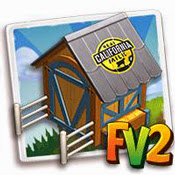 FarmVIlle 2 Cheats for cow barn