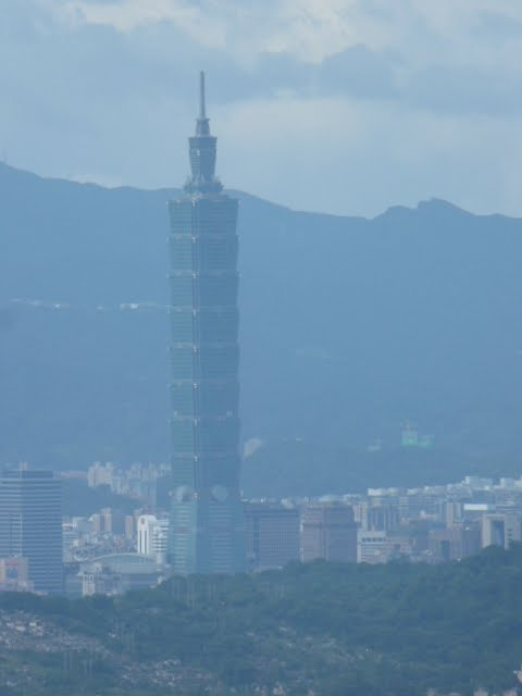 TAIWAN .TAIPEI.Ankeng puis Taipei SIJHIHLe typhon est la, je ne vais donc pas trop loin - P1080944.JPG