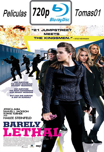 Barely Lethal (2015) BRRip 720p