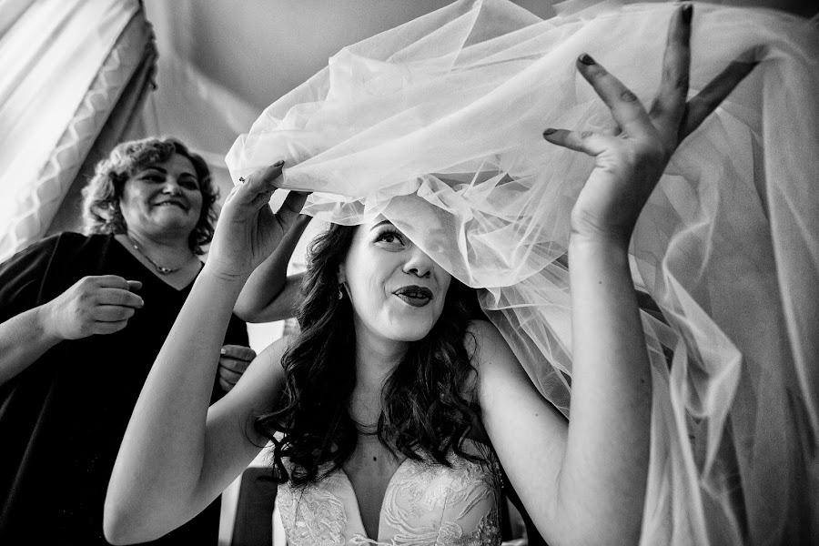 Wedding photographer Sabina Mladin (sabina). Photo of 24.11.2018