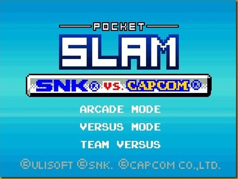 POCKET SLAM