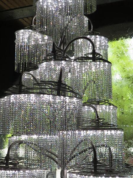 ai weiwei_chandelier_inside