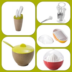SviluppareCasa: Accessori cucina: Omada Design