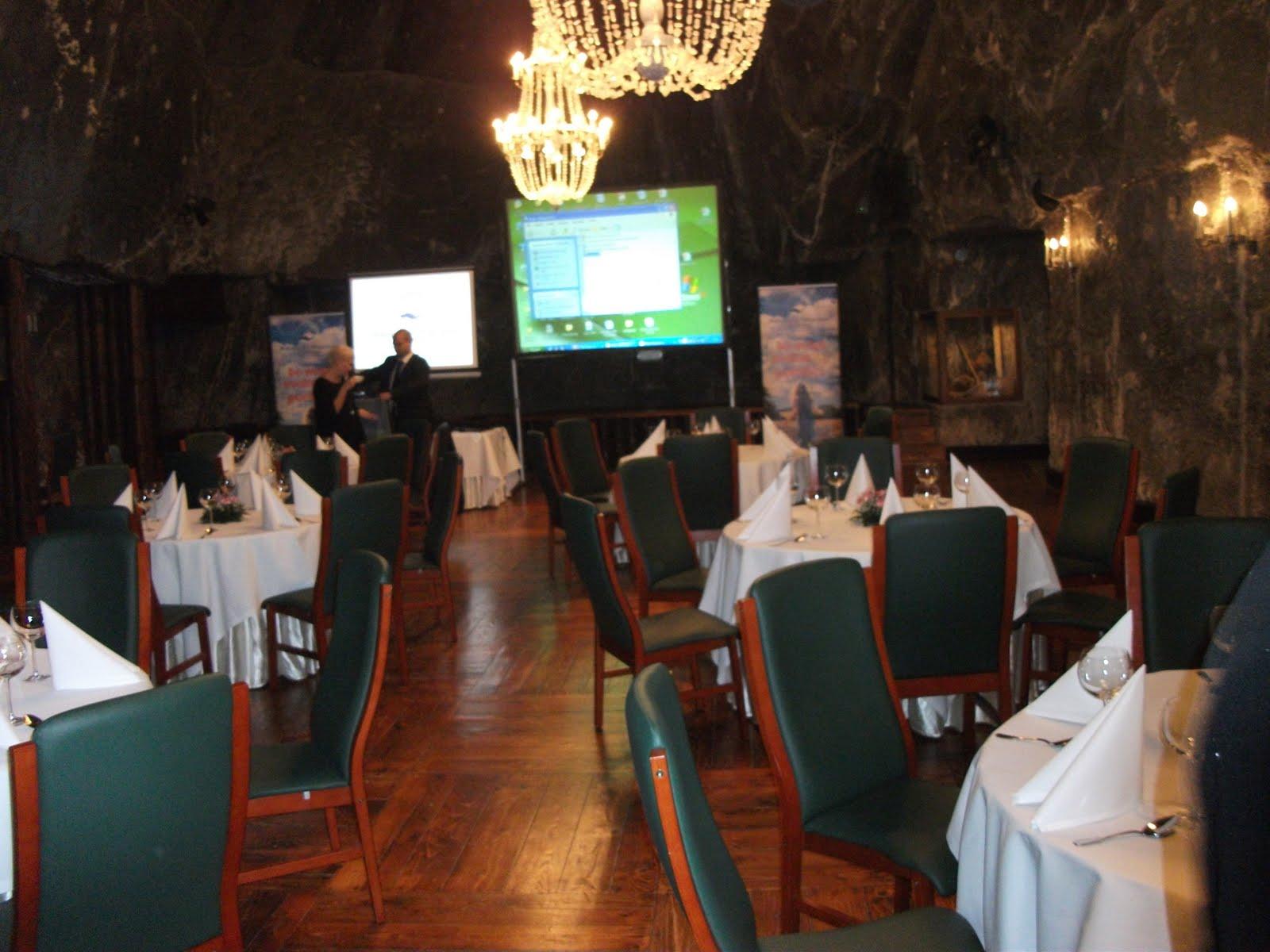 Spotkanie rodzin MHD w Kopalni Soli Wieliczka - październik 2011