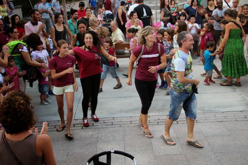 Festa infantil i taller balls tradicionals a Sant Llorenç  20-09-14 - IMG_4367.jpg