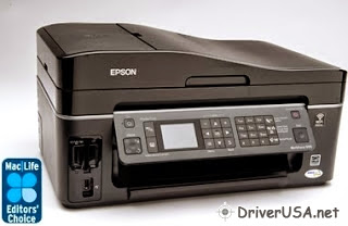 download Epson WorkForce 600 printer's driver