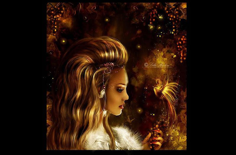 Celestial Faerie Of Wizdom, Fairies 1