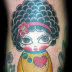 yellow - tattoos ideas