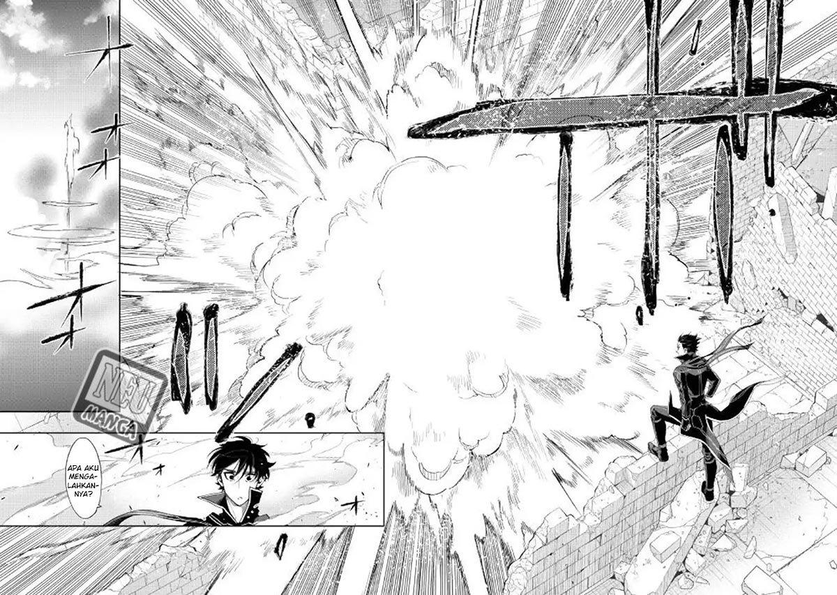 The New Gate Chapter 45-35