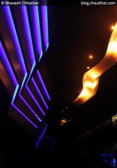 Ceiling, BarBar, Phoenix Market City, Viman Nagar, Pune