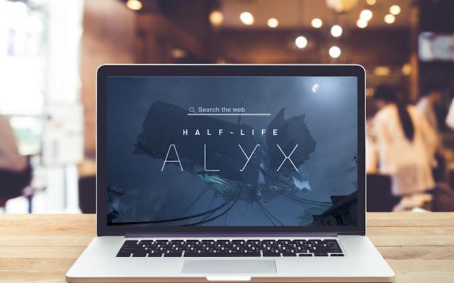 Half Life Alyx HD Wallpapers Game Theme